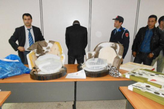 اعتقال نيجيري بعد محاولته تهريب الكوكايين عبر مطار محمد الخامس الدولي