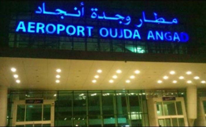 ارتفاع عدد مستعملي مطار وجدة – أنجاد بـ 16 في المائة خلال يوليوز الماضي