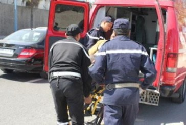 شخص يضرم النار في جسده بالقرب من الباب الرئيسي لمقر الشرطة بالراشيدية