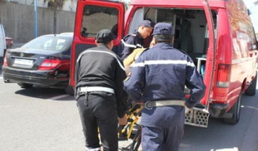 مأساة… 8 قتلى و20 جريحا في حادثة سير خطيرة ببرشيد