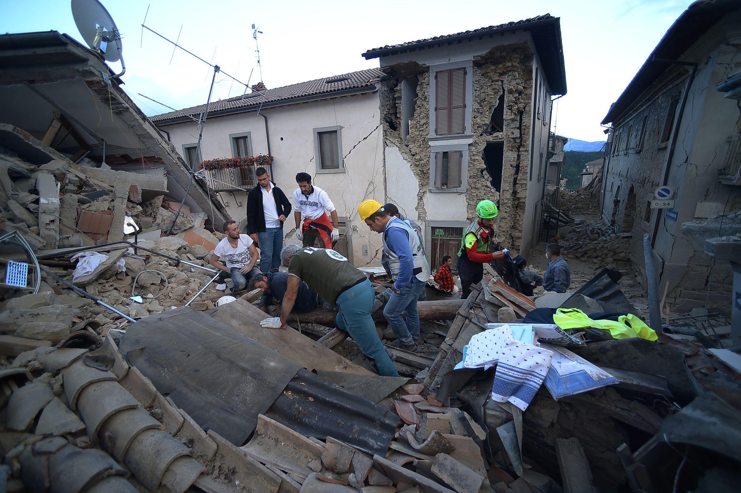سفارة المغرب بروما: لا وجود لمغاربة ضمن ضحايا الزلزال الذي ضرب شمال شرق إيطاليا