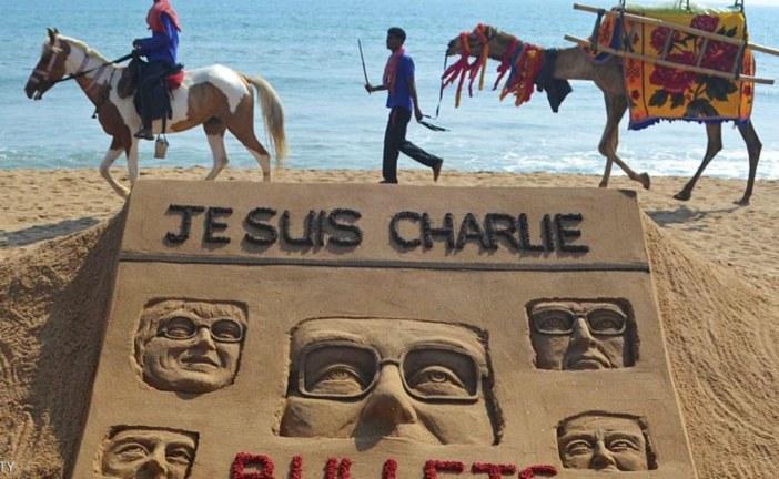 """""""شارلي إيبدو"""" تتلقى تهديدات بالقتل وباريس تحقق"""