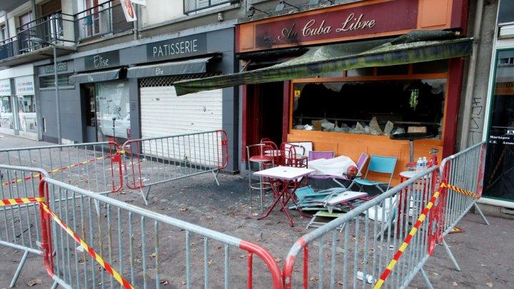 فرنسا: 13 قتيلا و6 جرحى على الأقل في حريق داخل حانة بمدينة روان