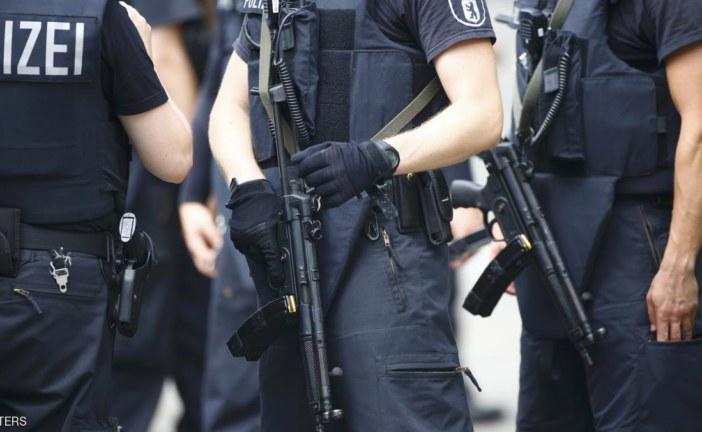 الشرطة الألمانية تعتقل رجلا وبحوزته متفجرات