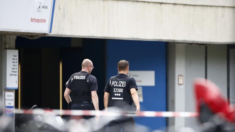 مجهول يهاجم المارة شرق ألمانيا بسكين