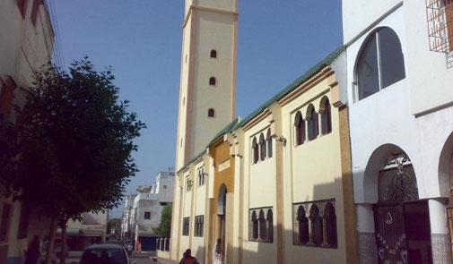 حقيبة مشبوهة تخلي مسجدا من المصلين بمدينة تطوان