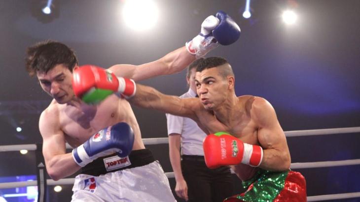 مسيرة الملاكم المغربي محمد الربيعي تنتهي في الأولمبياد رغم الأداء البطولي