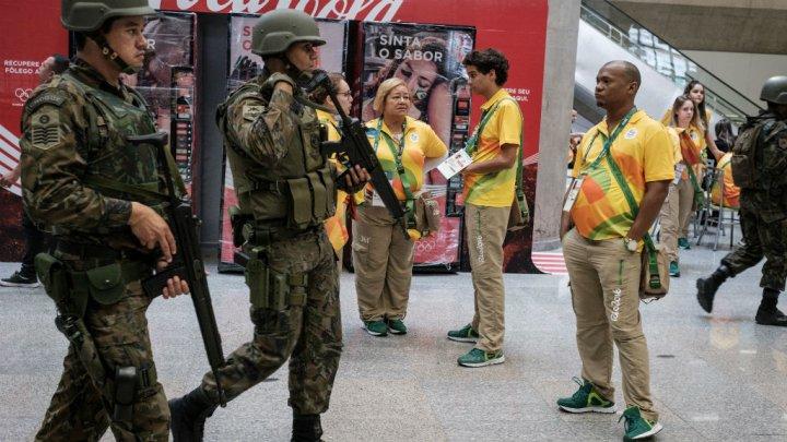 إطلاق نار على حافلة على متنها صحافيين في ريو دي جنيرو