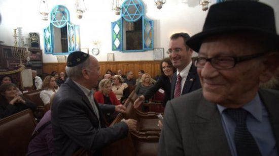وفاة بوريس توليدانو رئيس الطائفة اليهودية بالدار البيضاء