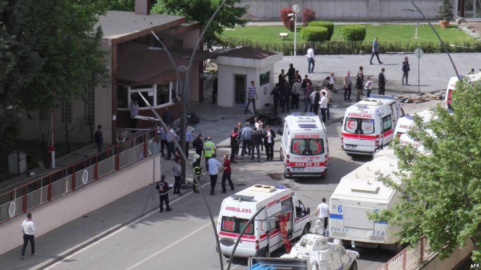 أكثر من 50 قتيلا في اعتداء استهدف حفل زفاف جنوب تركيا