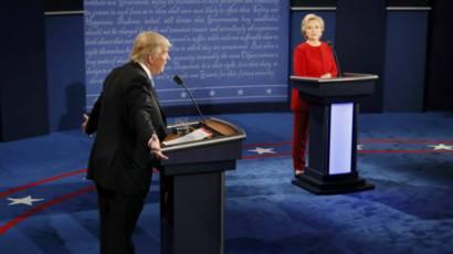 أول مناظرة في الطريق لرئاسيات أمريكا تكشف خلافات حادة بين كلينتون وترامب