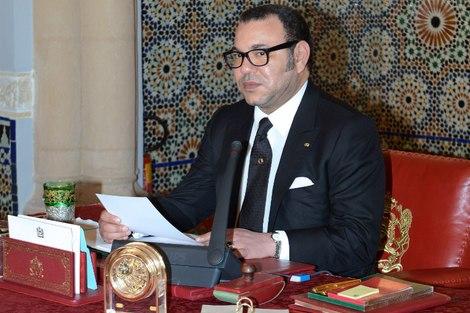 الملك محمد السادس يترأس مجلسا للوزراء اليوم الاثنين بطنجة