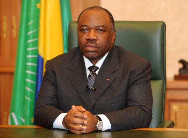 تنصيب الرئيس الغابوني علي بونغو الثلاثاء لولاية ثانية