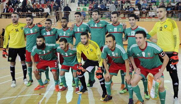 """إقصاء المنتخب المغربي ل""""الفوت صال"""" من الدور الأول في كأس العالم"""
