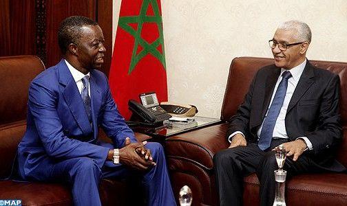 البرلمان الإفريقي يناقش مع المغرب الإجراءات الخاصة بعودته لأسرته الإفريقية