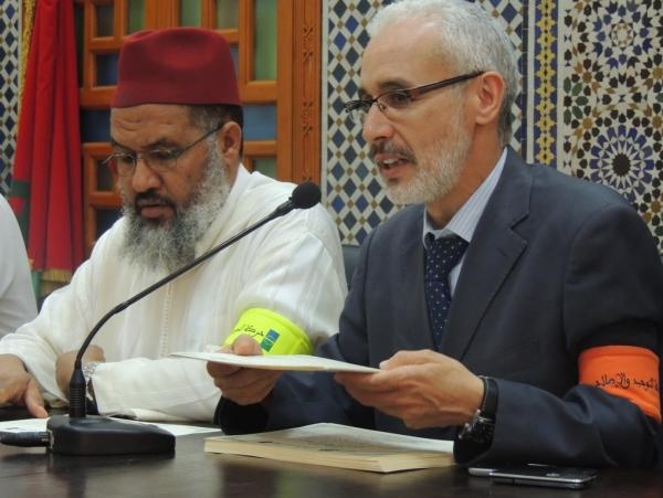 """هذا ما قررته حركة التوحيد والإصلاح في حق القيادي محمد يتيم في علاقته ب""""المدلكة"""""""