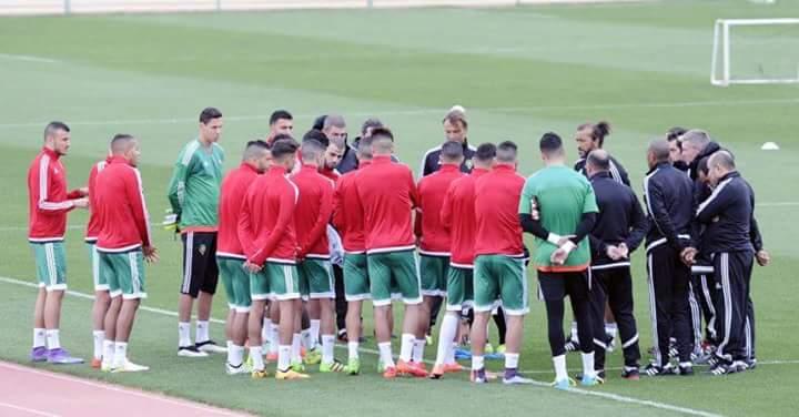 جامعة كرة القدم تبرمج مبارتين وديتين للمنتخب الرديف أمام الكاميرون والأردن