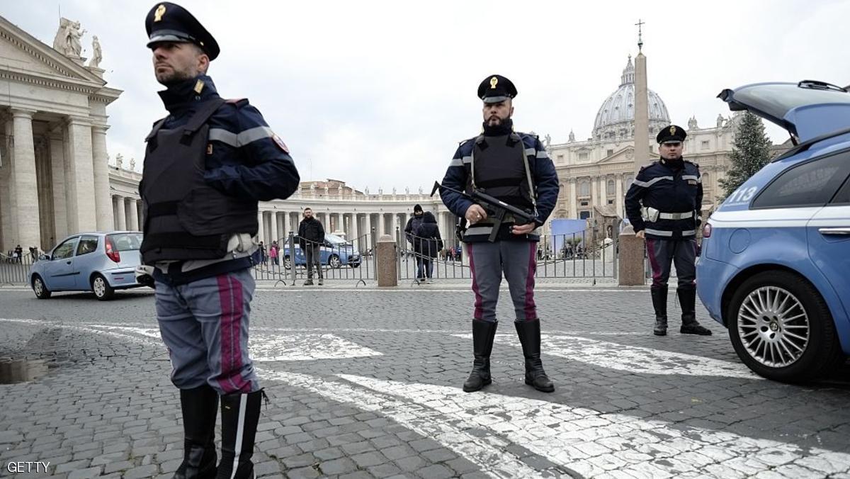 """اعتقال مغربي بإيطاليا للاشتباه في دعمه لتنظيم """"داعش"""""""