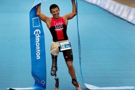 محمد لهنة يهدي المغرب ثاني ميدالية بالألعاب البرالمبية بالبرازيل