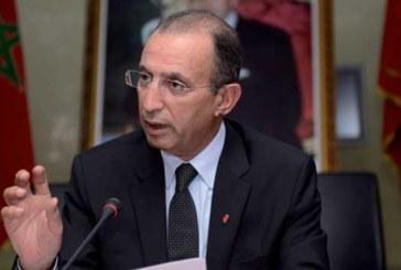 وزير الداخلية يترأس اجتماعا بالحسيمة للاطلاع على التطورات التي شهدها الإقليم في الآونة الأخيرة