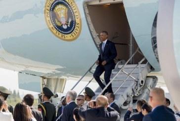 """استقبال """"مهين"""" لأوباما في الصين"""