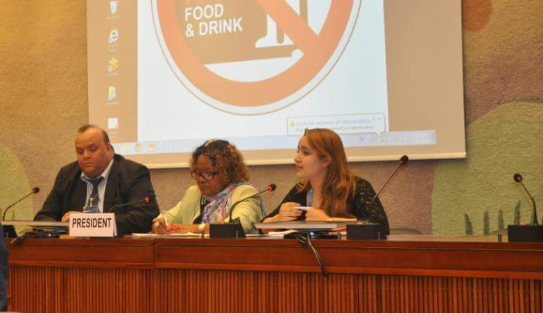 اتحاد الطلبة بالأقاليم الجنوبية يدعو من جنيف إلى وضع حد للانتهاكات الجسيمة لحقوق الانسان في تندوف