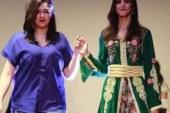 سلمى البوباكرين تبدع في القفطان المغربي وطموحها نحو العالمية