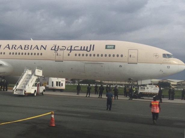 طيار سعودي يطلق بالخطأ إنذارا بحالة طوارئ في الفيليبين