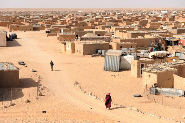 """الاتحاد الأوروبي يجدد """"دعمه الكامل"""" للعملية السياسية ولطلب مجلس الأمن تسجيل سكان مخيمات تندوف"""