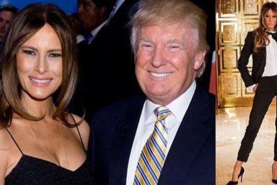 زوجة ترامب ترفع دعوى ضد وسيلتي إعلام على مشارف الانتخابات الرئاسية
