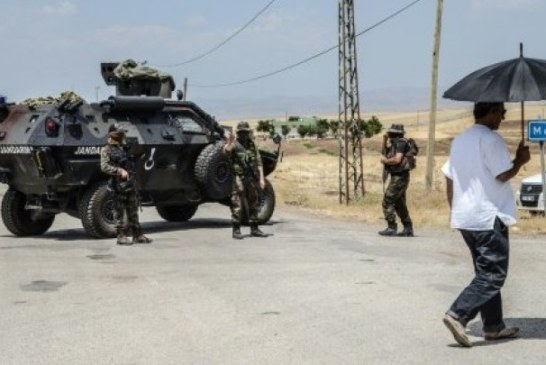 انفجار يستهدف مقر حزب العدالة والتنمية التركي ويسفر عن سقوط جرحى