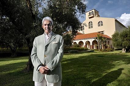وفاة رجل الأعمال المغربي ابراهيم زنيبر بمدينة مكناس