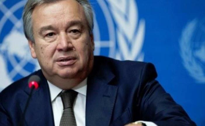 توافق داخل مجلس الأمن على اختيار البرتغالي أنطونيو غوتيريس أمينا عاما للأمم المتحدة