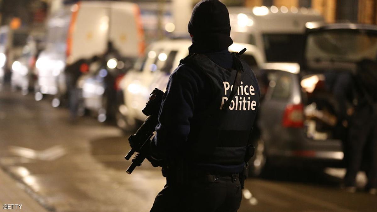 اعتقال أربعة أشخاص على صلة بالهجوم الإرهابي في بروكسيل