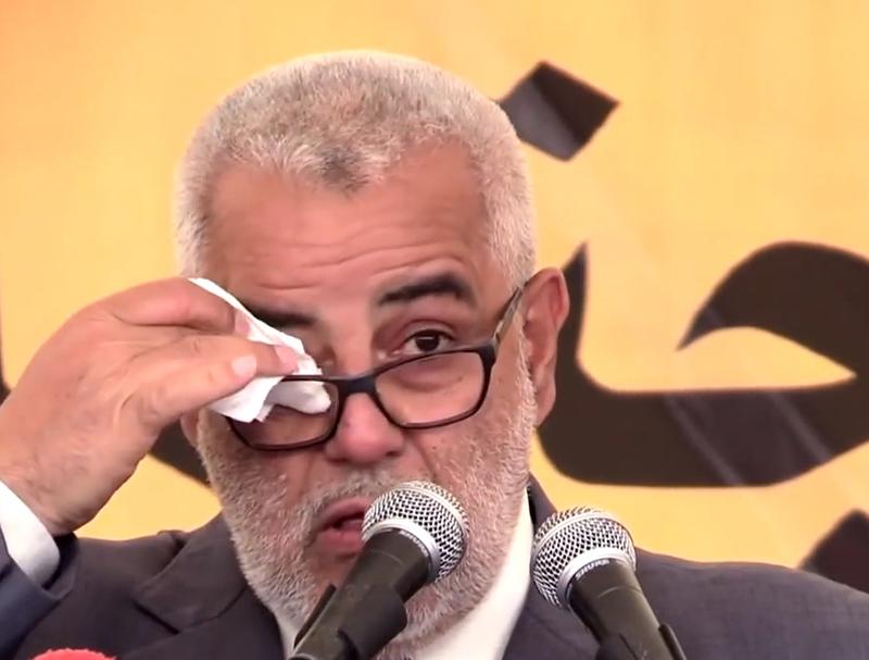 ابن كيران يعزي في وفاة بائع السمك بالحسيمة ويدعو أنصاره لعدم المشاركة في الاحتجاجات