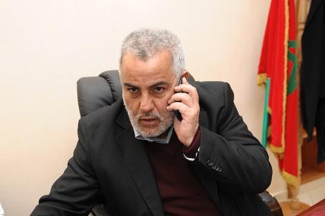 بنكيران يمارس الابتزاز السياسي على خطى عبد السلام ياسين العدالة والتنمية أو الطوفان!