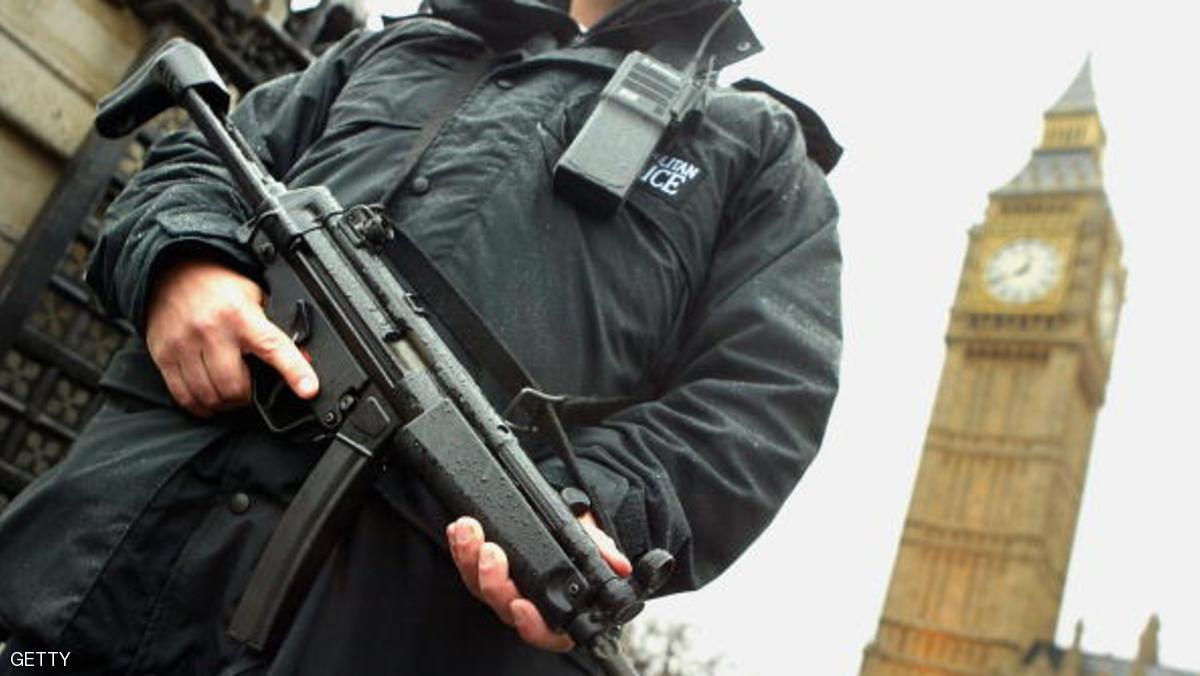 """الشرطة البريطانية تعتبر الهجوم أمام البرلمان """"ارهابيا"""""""