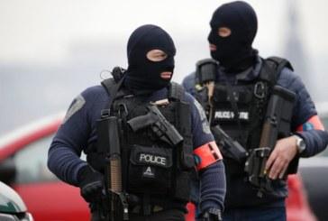 طعن شرطيين في بروكسيل في هجوم إرهابي محتمل