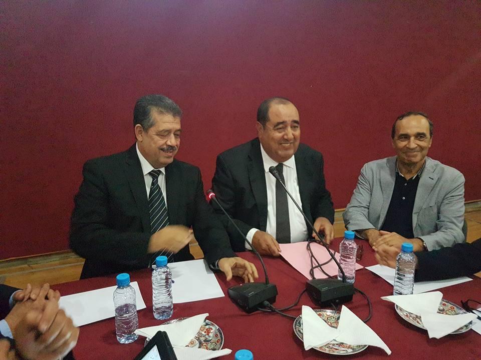 شباط ولشكر يعقدان صفقات بين حزبيهما قبل التفاوض مع بنكيران