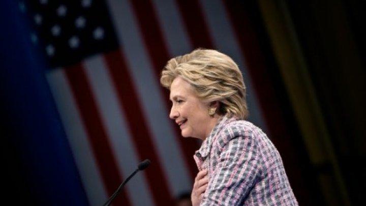 هيلاري كلينتون تجمع رقما قياسيا جديدا من التبرعات لحملتها الانتخابية