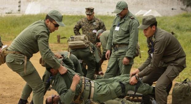 الجيش المغربي يعتقل ضباطا جزائريين وانفصاليين بالكركرات