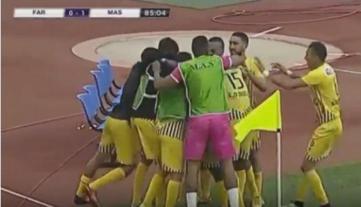 الجيش الملكي يودع كأس العرش بعد هزيمة أمام المغرب الفاسي