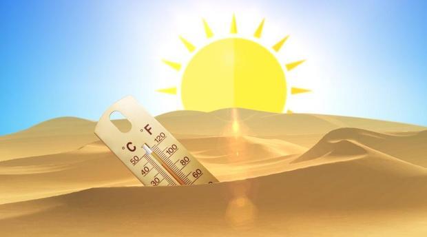 موجة حرارة ابتداء من اليوم وإلى غاية الثلاثاء المقبل بعدد من مناطق المملكة