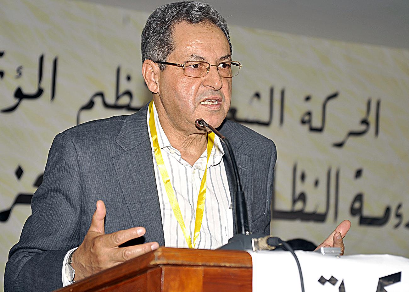 حزب الحركة الشعبية يشكل لجنة لتقييم نتائجه في الانتخابات وينفي استقالة العنصر