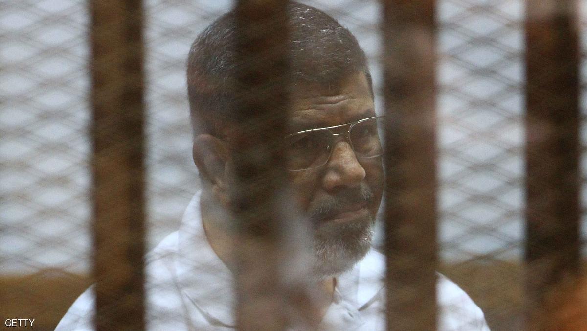 مصر… حكم نهائي بسجن مرسي 20 عاما