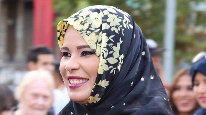 """الفنانة المغربية نغم تستعد لطرح أغنية وطنية جديدة بعنوان """"رسالة إلى تندوف"""""""