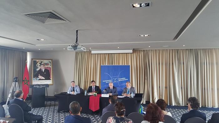 """كبير مراقبي مجلس أوروبا: """" لم نلاحظ أي مخالفات انتخابية في اقتراع 7 أكتوبر بالمغرب"""""""