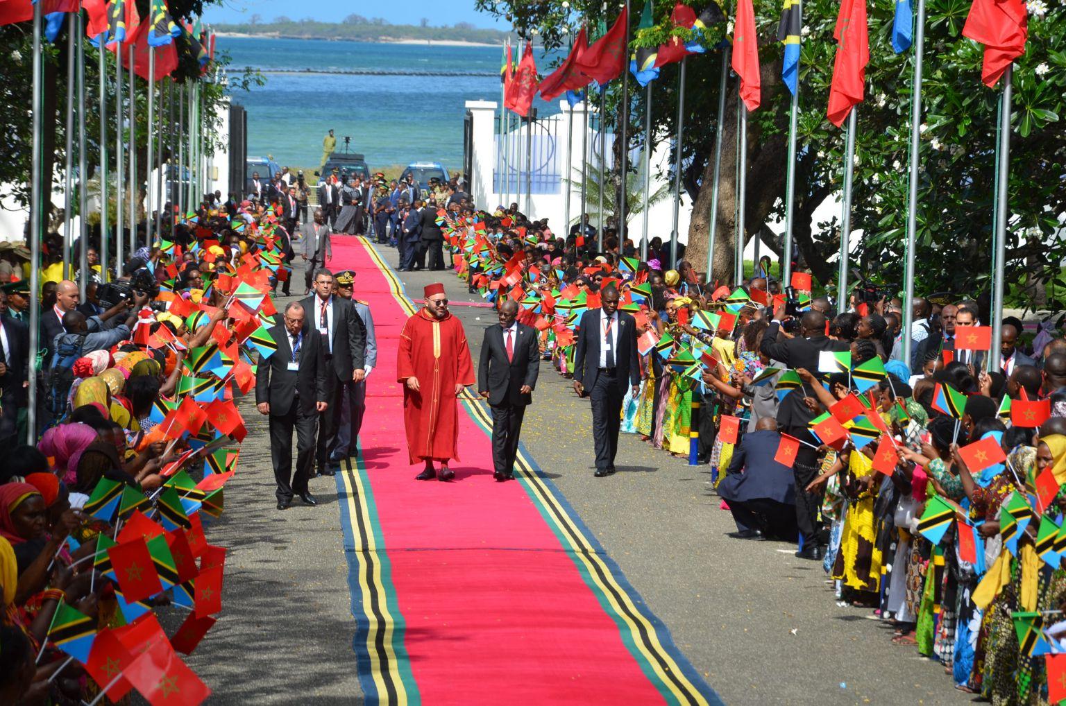 تفاصيل الاتفاقيات 22 الموقعة بين المغرب وتنزانيا تحت رئاسة الملك والرئيس ماغوفولي