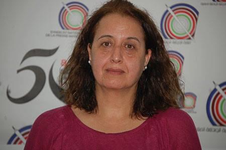 انتخاب فاطمة الحساني رئيسة لجهة طنجة – تطوان – الحسيمة