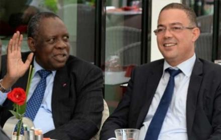 """عيسى حياتو: """"تطوير كرة القدم بإفريقيا سيكون في قلب محادثاتي مع المسؤولين المغاربة"""""""